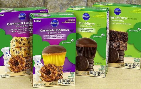 Just How Bad for You Are the New Girl Scout Cupcake and Brownie Mixes?