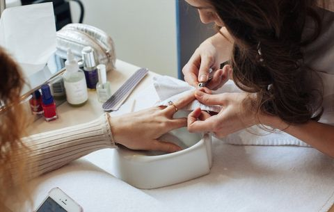 6 Signs You Should Walk Out of a Nail Salon ASAP | Women\'s Health