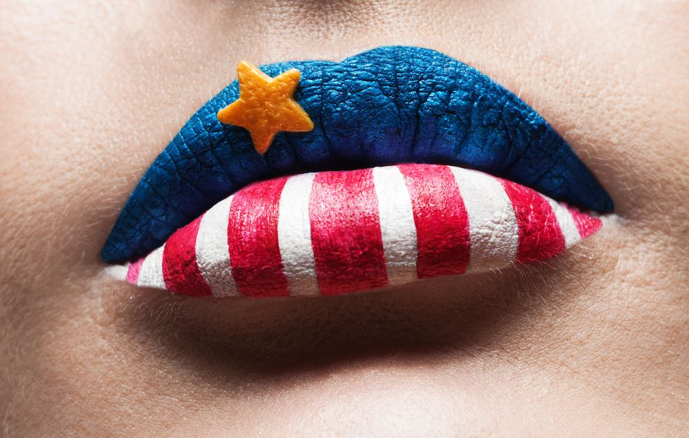 6 Star Spangled Makeup Looks To Rock This Fourth Of July Women S Health