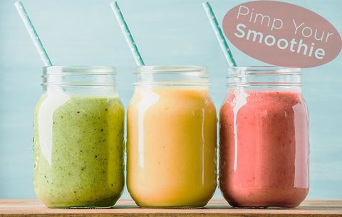 Your Ultimate Guide to All Those Crazy Smoothie Ingredients
