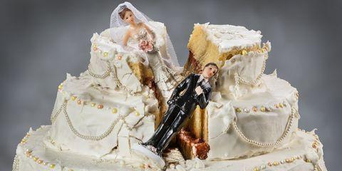 wedding disaster