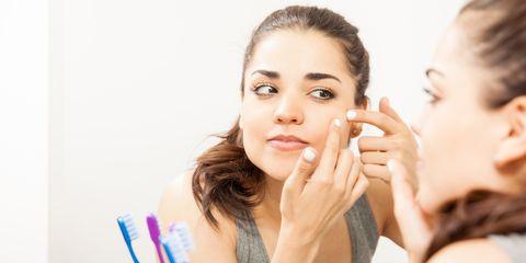 antioxidants to fight acne