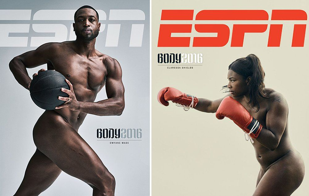 These Nude Athletes Will Show You What It Means to Be STRONG