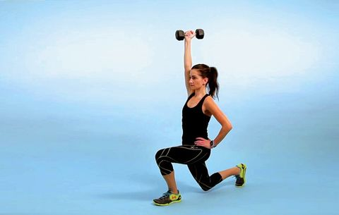 Fire Up All the Muscles with This Challenging, Full-Body Move
