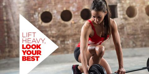 why women should start lifting heavy weights