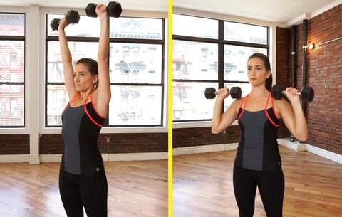 10 Exercises for Toned Shoulders That You'll Want to Show Off for the Rest of Summer