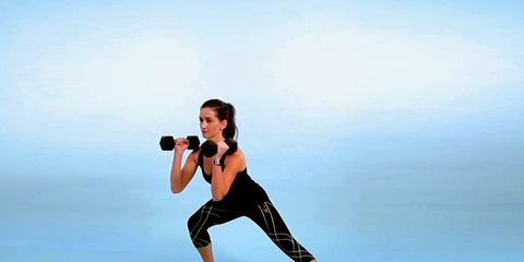 fitgif-friday-side-lunge-with-biceps-curl