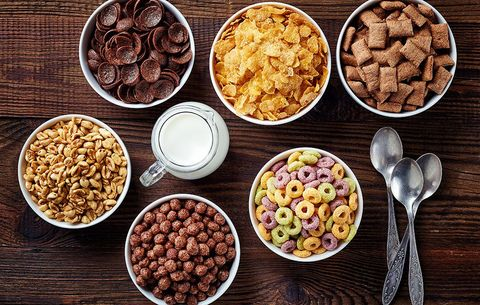 7 Cereals That Are Legit Good for You, According to Nutritionists