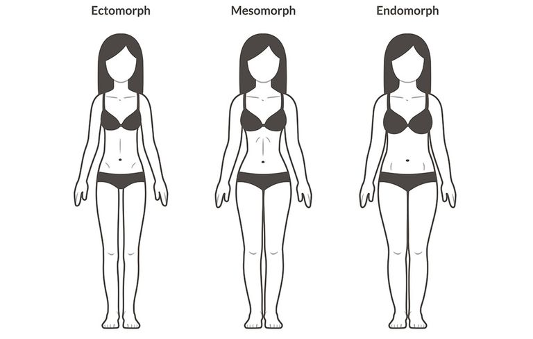 This is how you should lose weight according to your body type three body types explained ccuart Choice Image