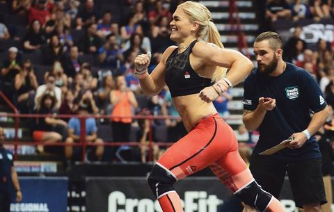 The 'Fittest Woman on Earth' Shares Exactly What She Eats Every Day
