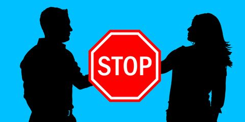 ways to stop a fight