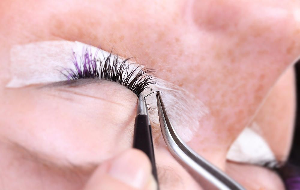 My Eyelash Extensions Made My Real Lashes Fall Out Womens Health