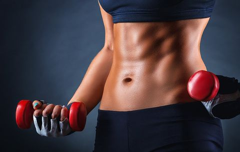 10 Ways to Get a Killer Cardio Workout with 5-Pound Dumbbells