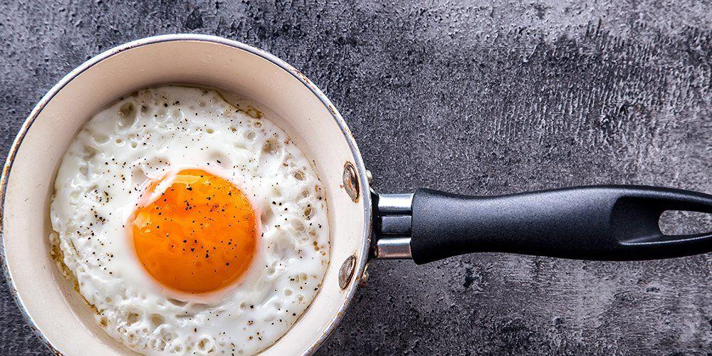 how many eggs per week