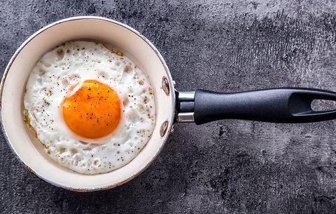 Wieviel Ei darf man pro Woche essen?