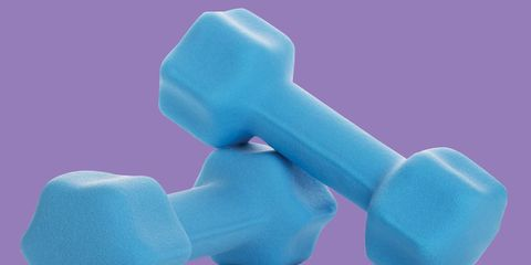 strength train lose weight