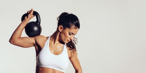 lose weight lifting