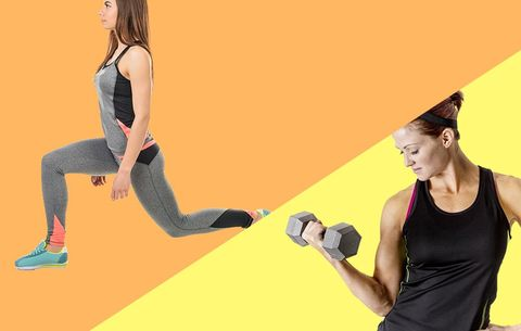 what's the best way to get toned fast bodyweight
