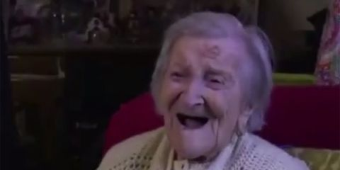 oldest woman alive
