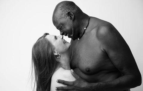 This Elderly Couple's Nude Photoshoot Is #RelationshipGoals ...