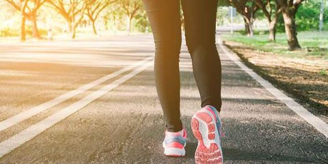 Why You Shouldn't Walk In A Running Shoe—And What You Should Wear Instead