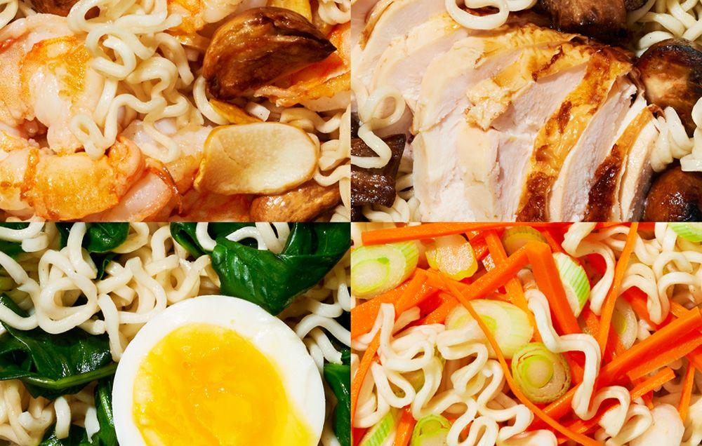 4 Easy Ways To Upgrade Your Ramen Noodles