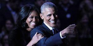 barack obama michelle obama farewell address speech