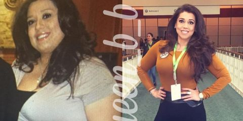 Woman Loses 100+ Pounds to Get Revenge On Cheating Husband