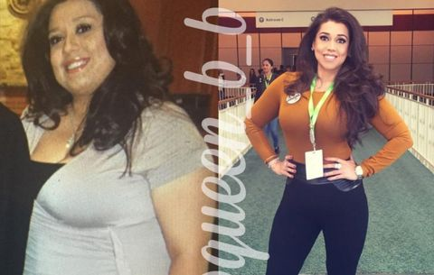 How This Woman Lost 100 Pounds To Get 'Revenge' On Her