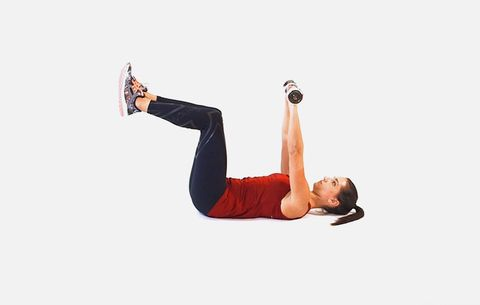 This One Move Will Work Your Chest, Arms, and Abs