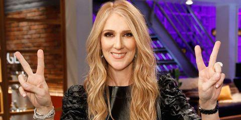 Celine Dion Proposal