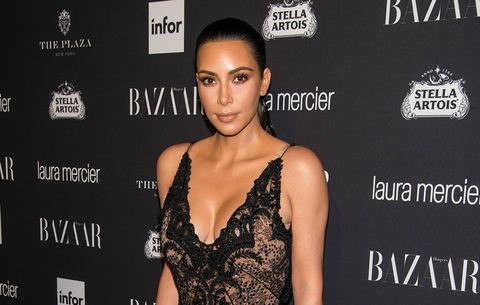 Kim Kardashian West Revealed She Had Stretch Marks Removed