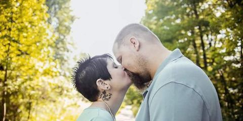 planning a wedding with cancer