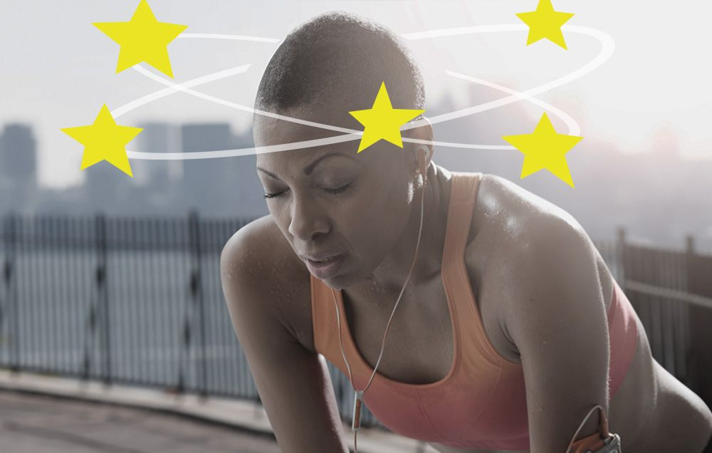 'Why Do I Get Dizzy During Workout Classes?'