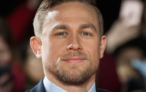 'Sons Of Anarchy' Star Charlie Hunnam Says He Stays In Shape By Having Sex