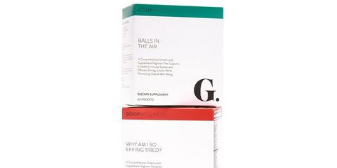 Gwyneth Paltrow supplement line