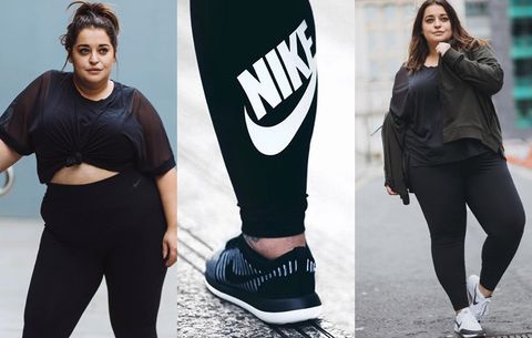 a064479a4c6 Nike Is Rolling Out Plus-Sized Fitness Wear | Women's Health