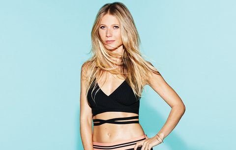The Secret To Scoring Gwyneth's Epic Abs