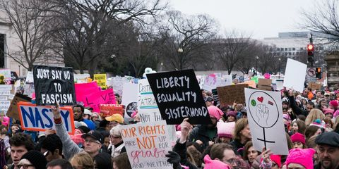 day without a woman women's march strike FAQ