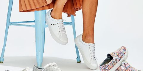 Cute and comfortable nurse shoes
