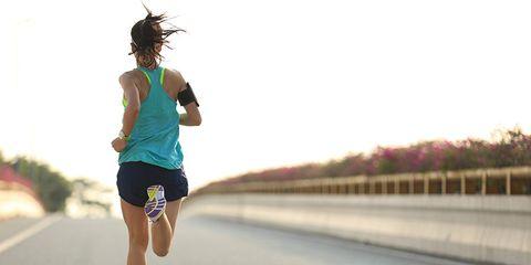 half marathon cardio