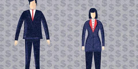 equal pay day wage gap salary negotiatioin