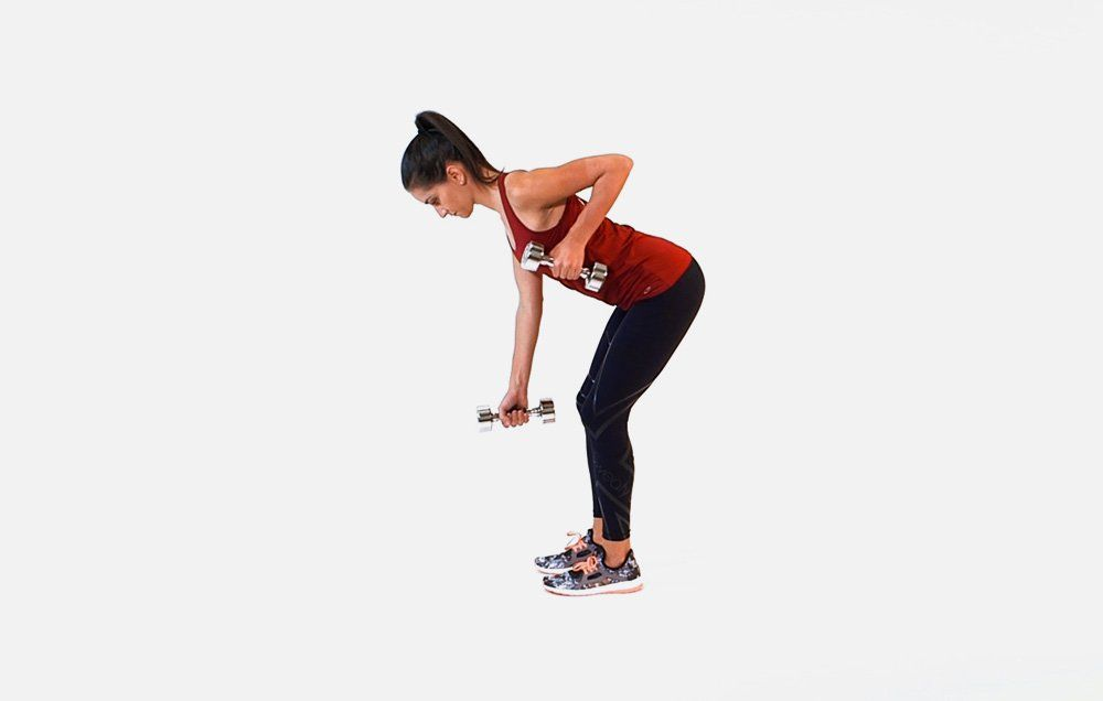 This Simple Move Will Sculpt Your Upper Back AND Abs