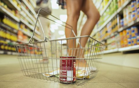 Exactly How To Grocery Shop If You're Trying To Lose Weight