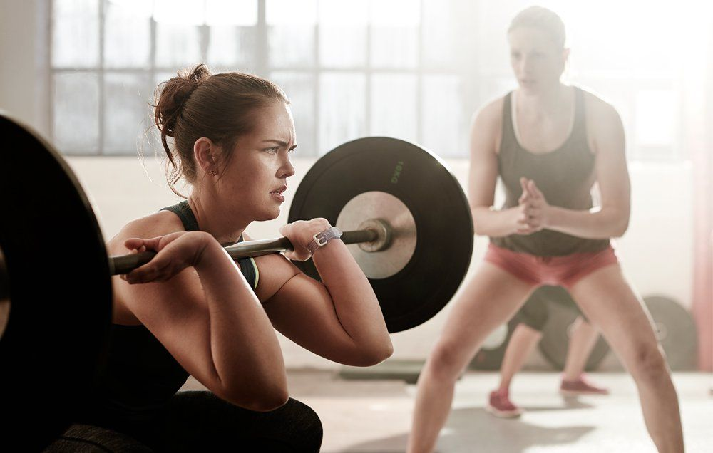 Exactly How This Top Trainer Spends 30 Minutes At The Gym
