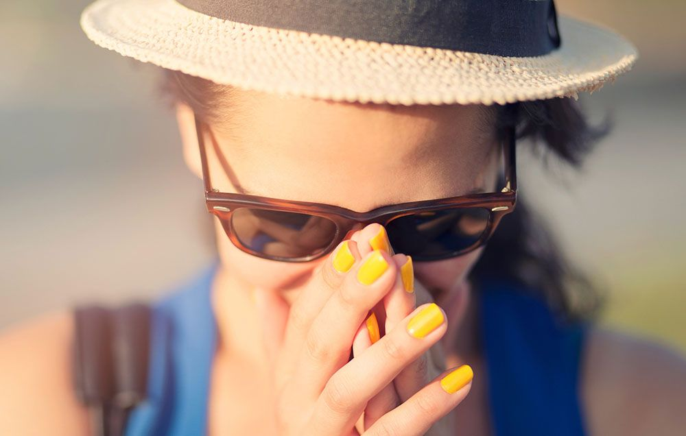 Why Are My Nails Yellow? | Women\'s Health