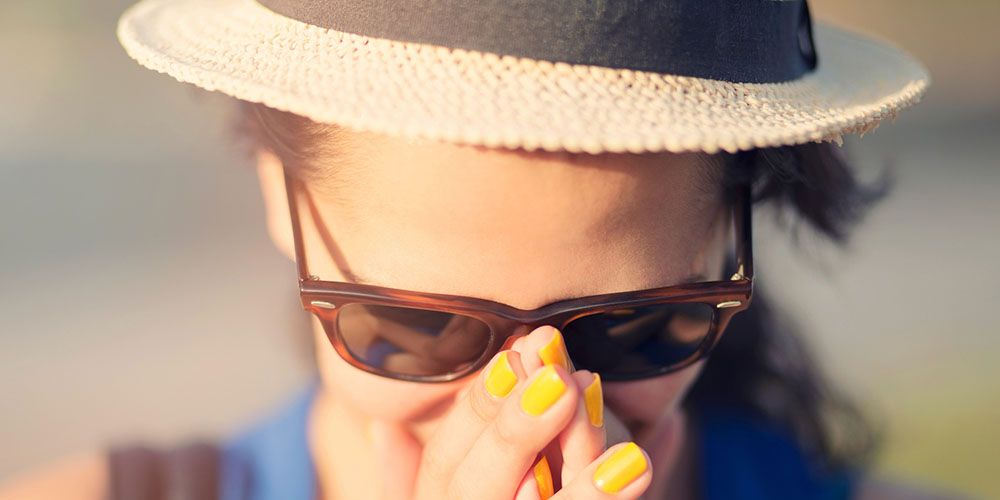 yellow nails cause and treatment