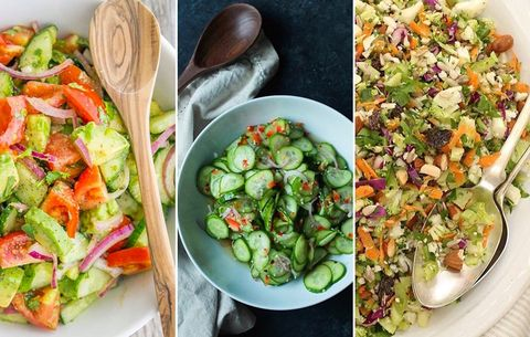 Meet 3 Of The Most Popular Salads On Pinterest That Can Help You Lose Weight