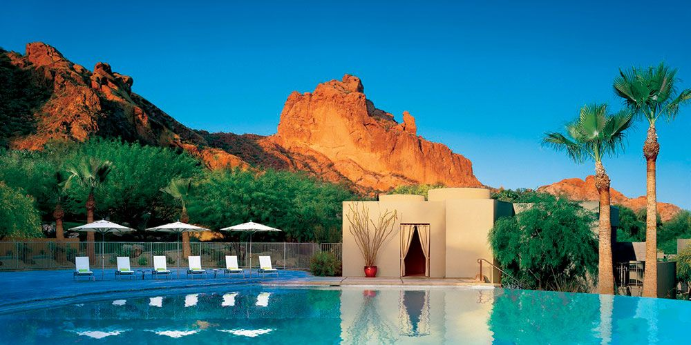 Best Spas In Phoenix, Arizona| Women's Health