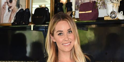 Lauren Conrad attends LC Lauren Conrad Runway Pop-Up Shop at the Americana at Brand on September 8, 2016 in Glendale, California.